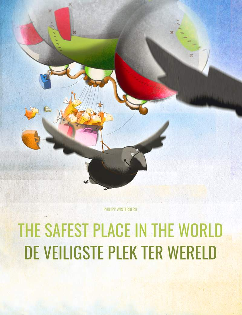 De veiligste plek ter wereld
