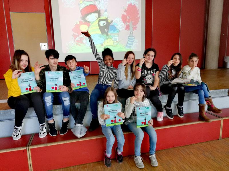 지구의 모든 나라를 위한 세계 아동 도서